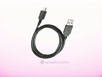USB Data/Charging CABLE Cord For Garmin Nuvi Widescreen Automotive GPS Receiver