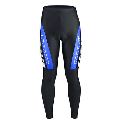 SOBIKE NENK Mens Padded Cycling Tights Bicycle Bike Long Pants -Cooree S-3XL