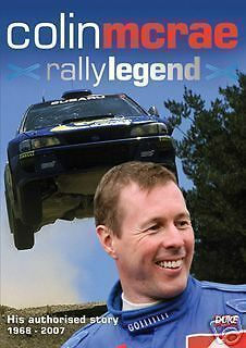 DVD Duke 2132 Colin McRae – Rally Legend Rallye-Legende