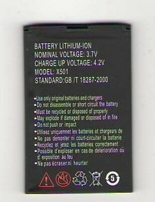 Lot Of 25 New Battery For Zte X501 Groove Cricket