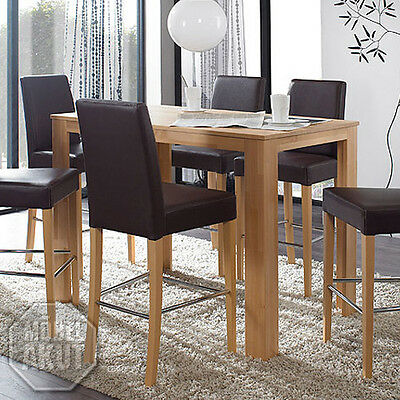 bartisch bistro stehtisch gastronomie 120x70x110 buche massiv kolonial event eur 169 00. Black Bedroom Furniture Sets. Home Design Ideas