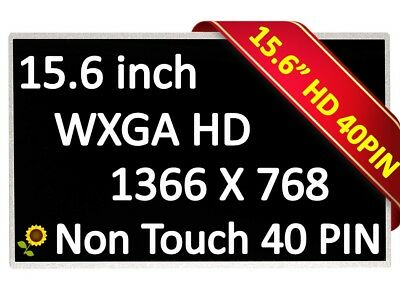 """New 15.6"""" WXGA Laptop LED LCD screen for Samsung NP-RC512-S01"""