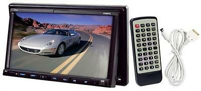 """New Pyle In Dash 7"""" 2-Din LCD Touch Screen DVD CD USB SD  iPod Receiver Player"""