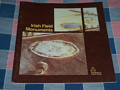 1991 Booklet Irish Field Monments The Office of Public Works 24 Pages