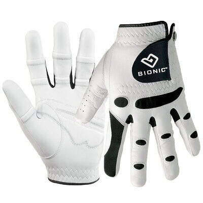 Bionic Mens StableGrip Golf Glove Orthopedic - LH (Right Handed Golfer)