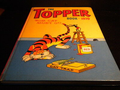The Topper Annual 1970