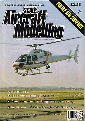 Scale Aircraft Modelling V18 10 Police Air Support Helicopters F-15 Strike Eagle