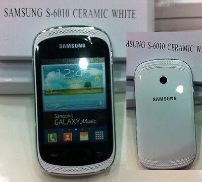 **High Quality** Dummy Samsung Galaxy Music S6010 White  Display Fake Toy