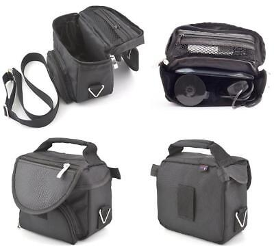 Carry Case Travel Bag For Navigon Plus EU 44 Live Europe 44 5'' Sat Nav GPS