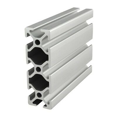 80/20 Inc T-Slot 25mm x 75mm Aluminum Extrusion 25 Series 25-2576 x 1220mm N