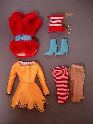 Tonner The Cat's Hat Dr Seuss Outfit New Fits Tyler Wentworth New