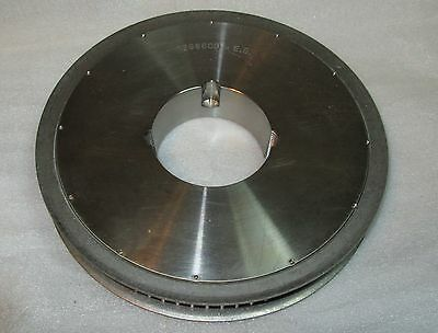 """Pulley Synchronous/Timming Belt, 75 Teeth 8""""OD, 65mm Tapered Bore"""