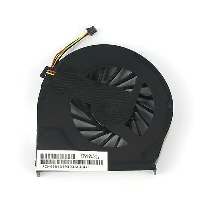 NEW CPU COOLING FAN for HP PAVILION G7-6000 SERIES 683193-001 + Thermal Paste US