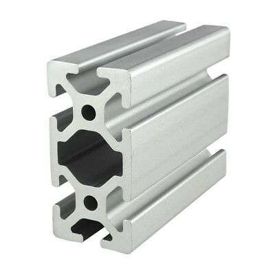 80/20 Inc T-Slot 40mm x 80mm Aluminum Extrusion 40 Series 40-4080 x 1220mm N