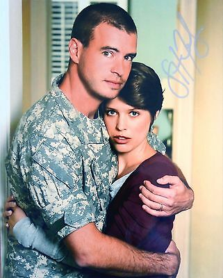 Scott Foley signed 8x10 The Unit photo / autograph