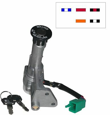 Ignition Switch For Suzuki AE 50 KP Style 1993 (0050 CC)