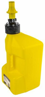 JEGS Performance Products 80223 Fuel Jug with Spill-Free Fast Flow Nozzle