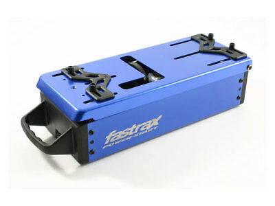 Fastrax Twin 775 Power Start Starter Box Blue 1/8 Nitro Buggy & Truggy FAST564B