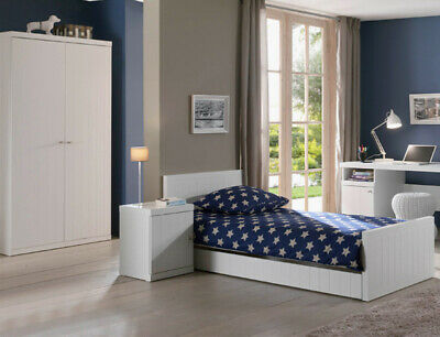 top kleiderschrank kinderzimmer jugendzimmer standschrank in ahorn gr n wei eur 369 00. Black Bedroom Furniture Sets. Home Design Ideas