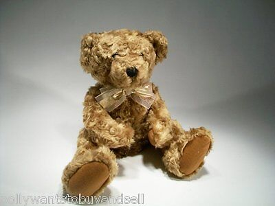 "Avon Talking Bear 100 Year Anniversary 15"" Tall Plush Stuffed No Batteries"