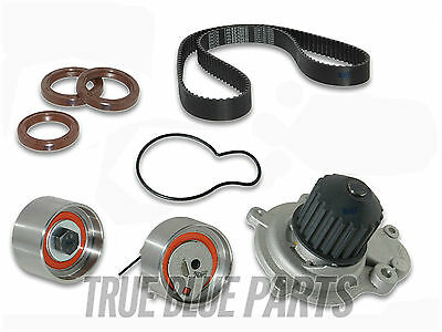 Super Auto TWPDG02 Engine Timing Belt Kit with Water Pump Cam and Crank Seals