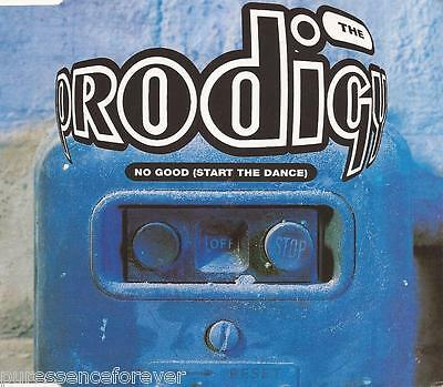THE PRODIGY - No Good (Start The Dance) (UK 4 Tk CD Single)