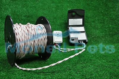 14 Gauge Twisted Wire  for Underground  In-Ground  Electric Dog Fence  50 ft