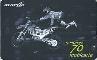 Mobicarte N° 52A  Date 06/2003  Qualite Luxe