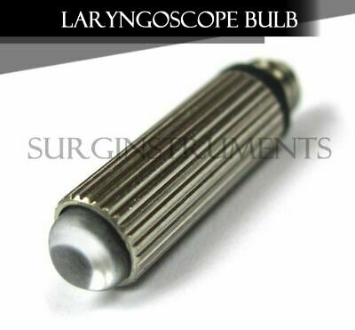 1 Replacement Bulb For Laryngoscope - Diagnostic & ENT Otoscope Large Bulb