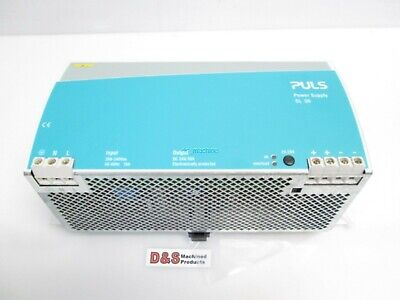 PULS SL30.100 Power Supply 208-240VAC-In 24VDC/30A-Out