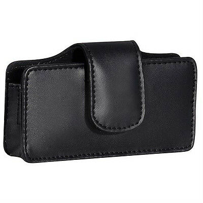 OEM Original Samsung Leather Case Cover Pouch Side Clip for your Cell Phone