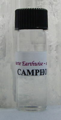 CAMPHOR OIL - DRIVE AWAY AND PREVENT EVIL 5mls Wicca Witch Pagan Goth New Age