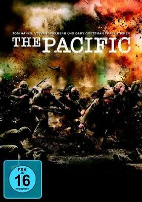 6 DVD Box * The Pacific - Komplette Serie * Tom Hanks,Steven Spielberg * NEU OVP