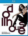 Dollhouse ~ Complete 2nd Second Season 2 Two ~ BRAND NEW 3-DISC BLU-RAY SET