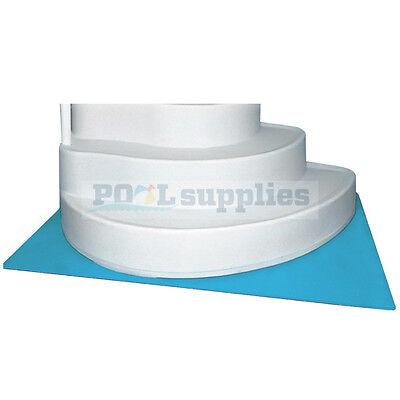4' x 5' Swimming Pool Step Ladder Mat or Step Pad - Liner Protection!