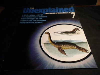 The Unexplained Orbis Issue 7 - From sea serpent to super otter