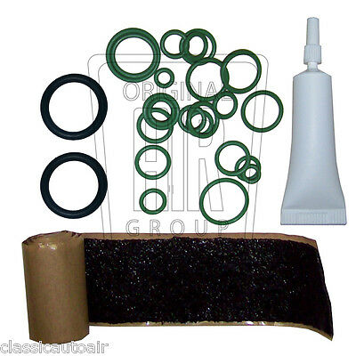 1964-73 Chevelle El Camino A/C O-Ring Refrigerant Tape Kit Air Conditioning AC