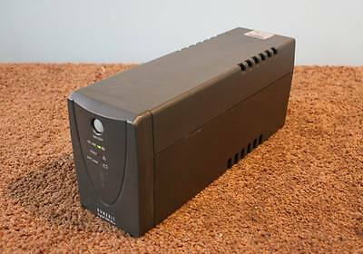 Numeric 800VA UPS - new cell - cables included. Ready for use and fully working