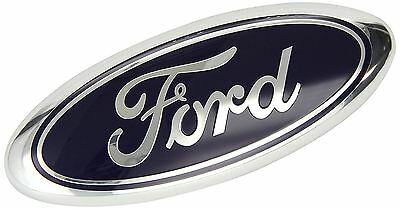 NEW Ford Focus MK3 2011 Onwards Rear Oval Ford Boot Tailgate Badge Emblem