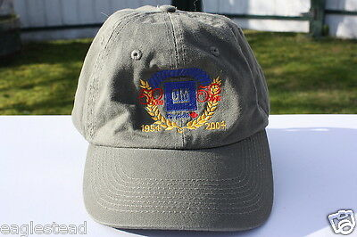 Ball Cap Hat - GM Canada - 50th Anniversary - 2004 - Chevrolet (H682)