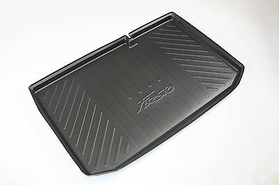 Genuine FORD FIESTA MK7 2012 Facelift Boot Anti Slip Mat / Load Space Liner