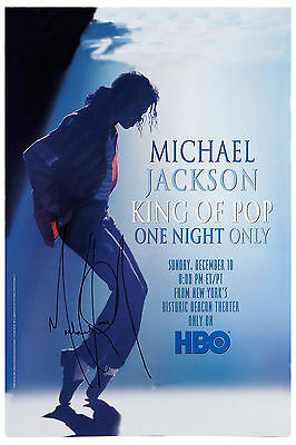 1990's Motown & Soul: Michael Jackson * HBO One Night Only Special * Poster 1995