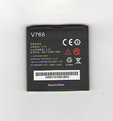 Lot Of 10 New Battery For Zte V768 Concord T Mobile