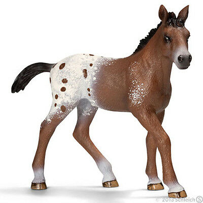 *NEW* SCHLEICH 13733 Appaloosa Foal - Horse Equine - RETIRED