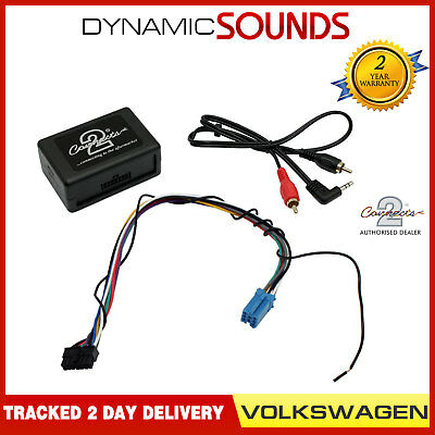 VW Golf MK4 Aux Interface Adaptor Aux MP3 iPod iPhone