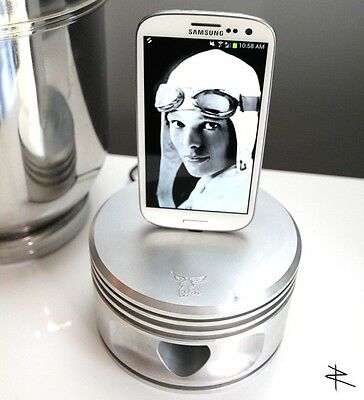Jacobs Radial Engine WWII RAW Airplane Piston Samsung Galaxy S3 Charging Dock