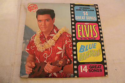 ELVIS PRESLEY BLUE HAWAII LP.