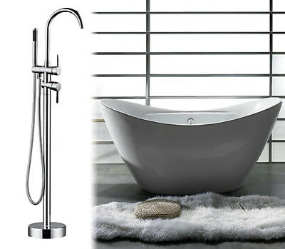 UNIQUE MODERN FREE STANDING BATHTUB & FREESTANDING FAUCET bath tub