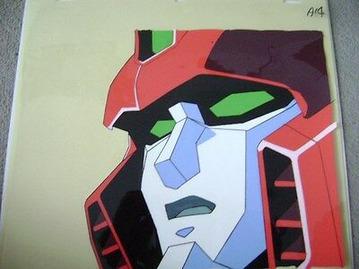 Brave Fighter Of Sun Yuusha Fighbird Anime Production Cel
