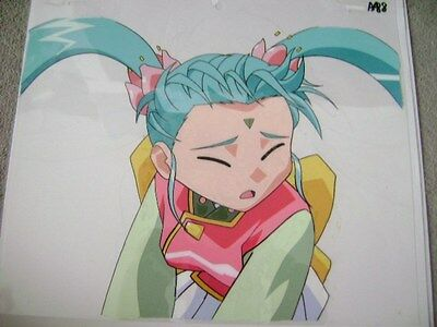 Pretty Sammy Tenchi Muyo  Anime Production Cel 2
